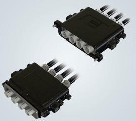 浩亭 Han® 22 HPR超薄型大电流连接器