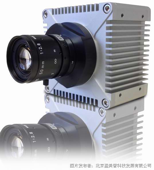 盈美智AT C5-2040-4M-GigE相机