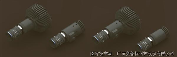 奧普特 OPT-SL/OPT-SLS系列結構光源