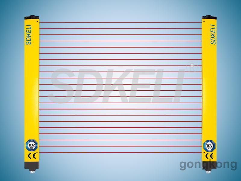 科力光电-T4型安全光幕