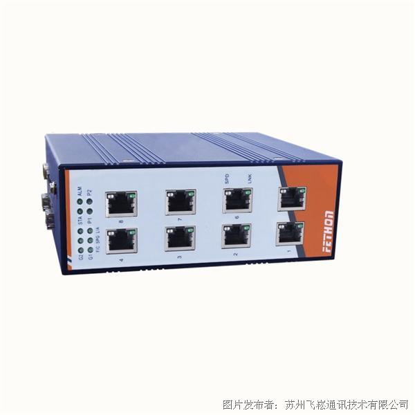 飞崧ESD210M-2G千兆网管以太网交换机