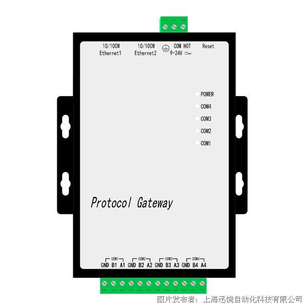 上海迅饶SMS2004-ARM网关