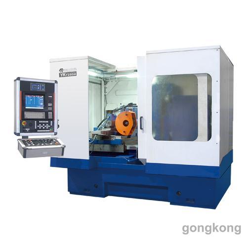 秦川机床YK7250A数控蜗杆砂轮磨齿机