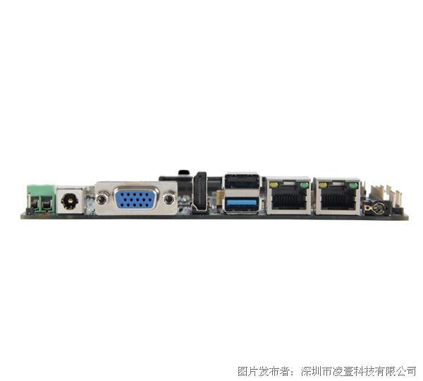 凌壹3.5寸 Intel  J1900 帶LVDS工控主板