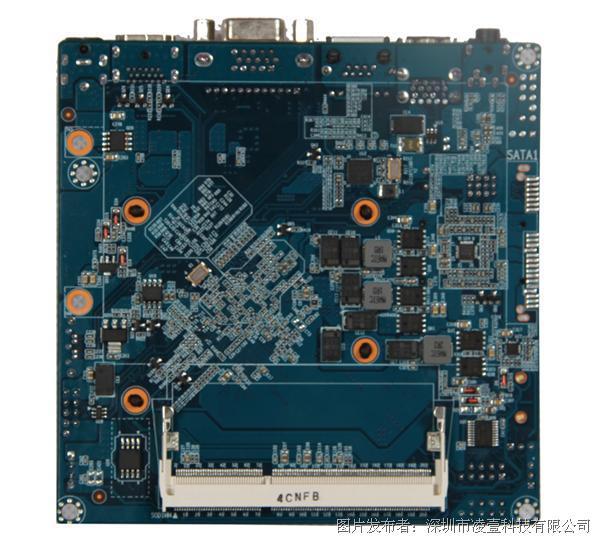 凌壹Intel J1900 nano itx 工控主板