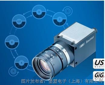 堡盟CX系列相机