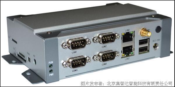 集智达 GEA-8401嵌入式ARM工控机