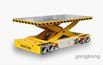 成都航发 OmniTurtle HTL系列全向载重移动机器人平台