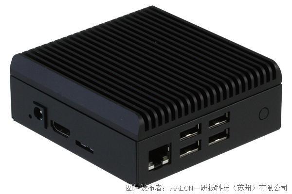 研扬科技 UP-GWS01 配备UP板的小型网关系统