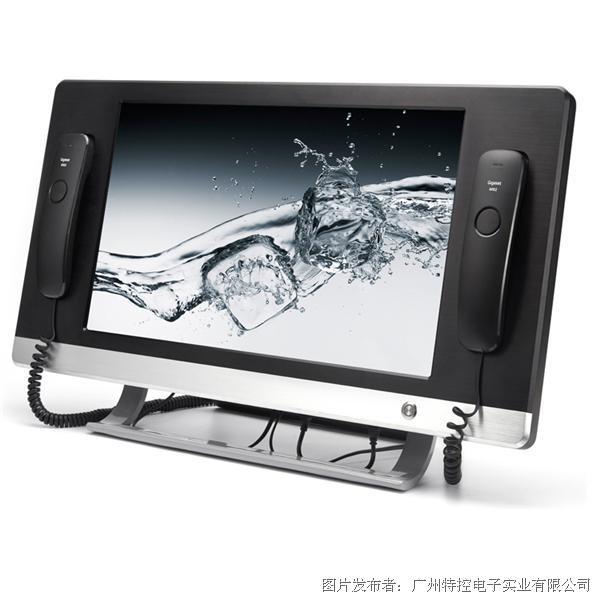 广州特控非标定制21.5寸工业平板电脑
