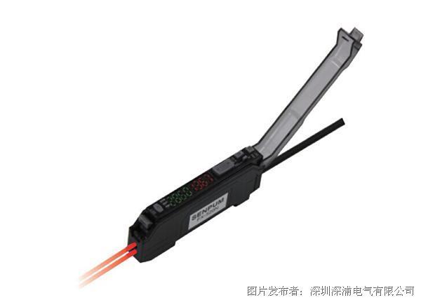 SENPUM FX-520系列高精度双数显光纤传感器