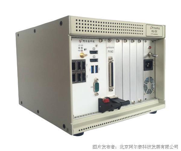 阿尔泰PXI机箱3U 6槽PXI机箱PXIC-7306