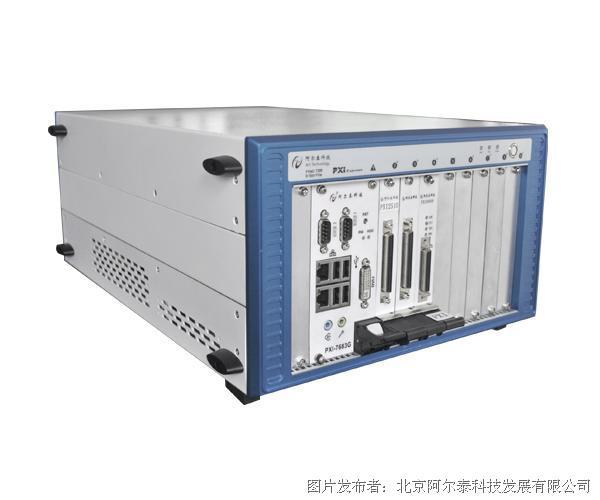 阿尔泰科技 PXIeC-7309 9槽PXIe测控机箱 PXIe机箱