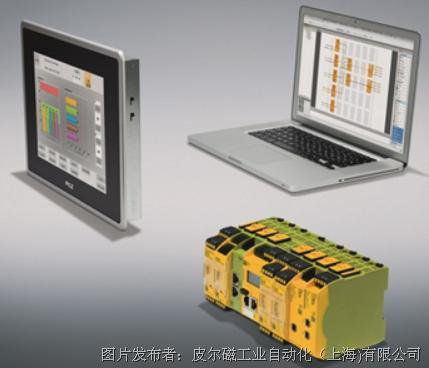 皮尔磁 PASvisu和PSS 4000 自动化系统