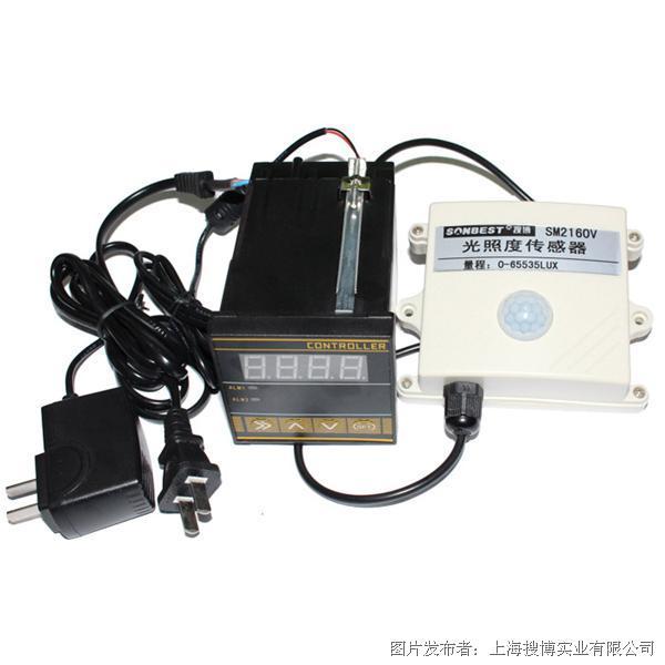 搜博SC7230B-60智能光照度控制器