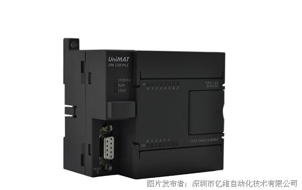 亿维   CPU122 PLC