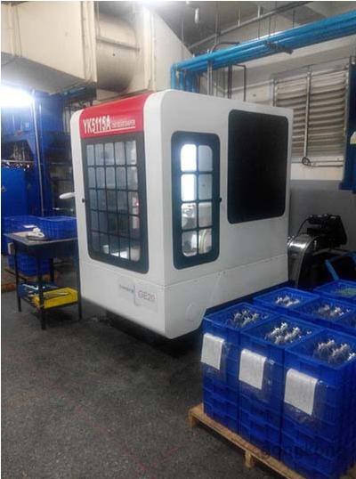 天津第一机床YK5150B数控插齿机