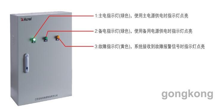安科瑞电气防火门监控系统之AFRD-DY集中电源