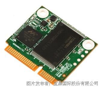 宜鼎國際mSATA mini 3ME4固態硬盤
