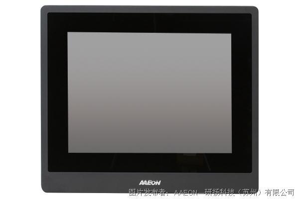 研扬科技OMNI-5125-BT一体式无风扇触摸屏平板电脑