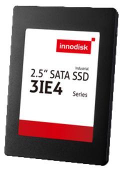 宜鼎国际2.5' SATA SSD 3IE4P固态硬盘