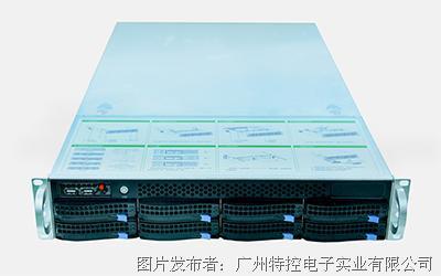 广州特控EIS-H2105R 2U上架式热插拔工业级服务器 可定制