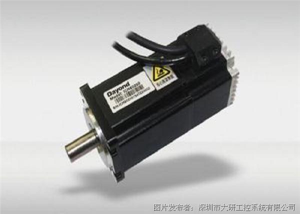 大研工控ICL系列标准型一体化交流伺服电机