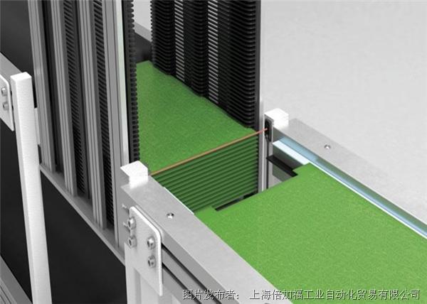 倍加福 DuraBeam激光技术的微型光电传感器