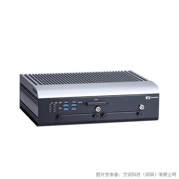 艾讯科技tBOX324-894-FL Kaby Lake轨道与船舶交通专用嵌入式系统