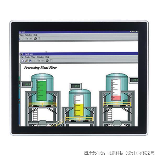 艾讯科技GOT3177T-311-FR 17寸Apollo Lake-M触控平板计算机