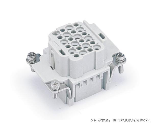 唯恩 HDD芯体系列 HDD-024-FC重载连接器
