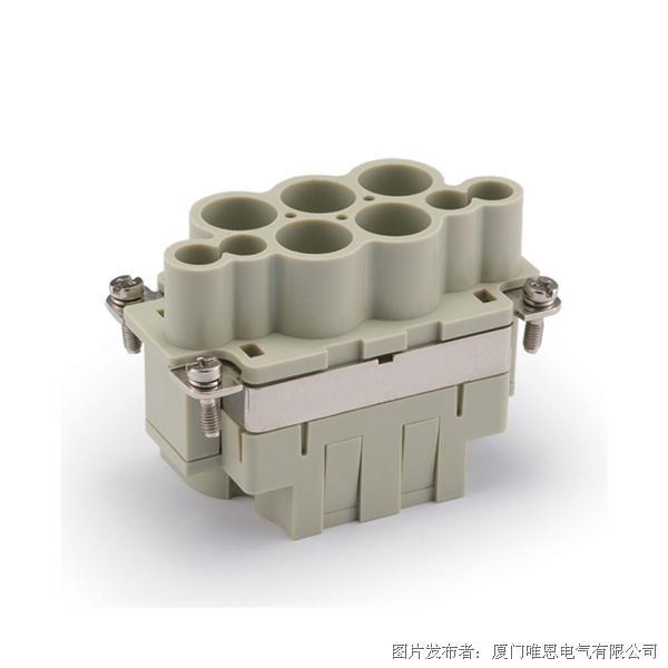 唯恩 HK芯体系列 HK-004/4-MC重载连接器