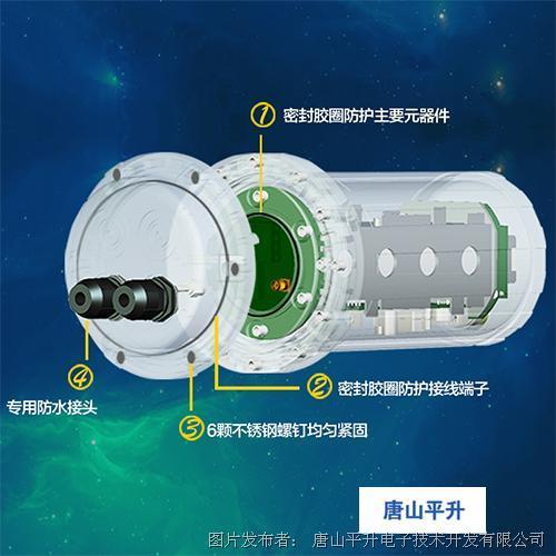 唐山平升 NB-IOT电池供电测控终端RTU、NB-IOT RTU