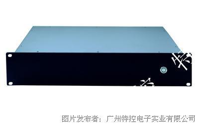 广州特控 非标定制2U上架式工控机