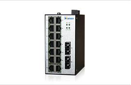 迈森科技MS16A系列非网管型工业级以太网交换机