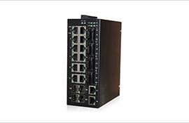 迈森科技  MS22A-4G系列千兆非网管型工业以太网交换机