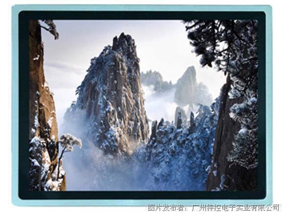 广州特控PPM-H15CT 15寸10点电容触摸屏工业显示器