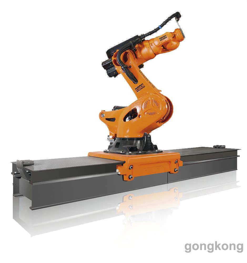 大连誉洋 GDT210新型智能打磨抛光机器人—用于船体焊缝毛刺清理