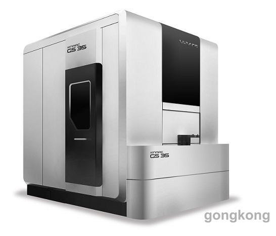大连誉洋 GS35异性玻璃曲面磨边智能自动打磨机