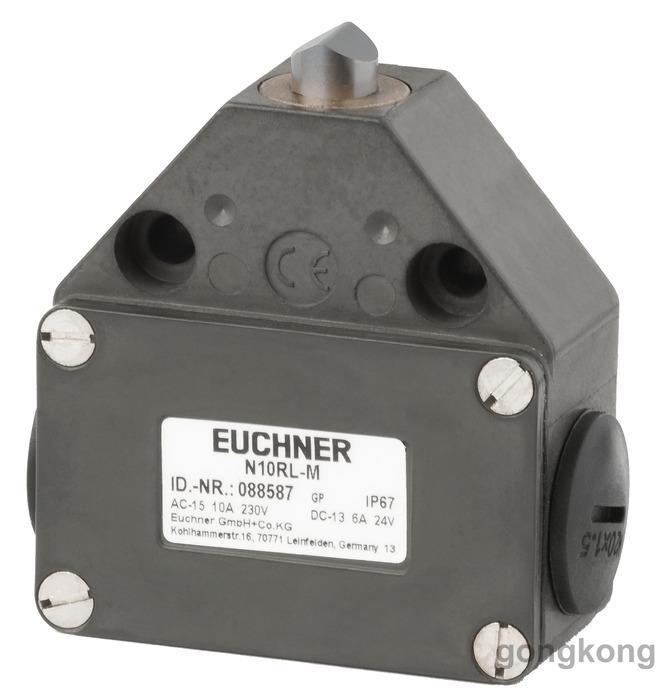 N10RQ-M限位开关安士能euchner