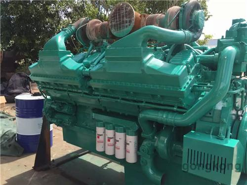 康明斯qsk60发动机操作维修保养手册