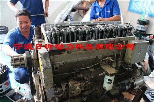 余姚慈溪市修发电机的企业