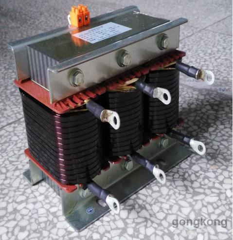 电网滤波电容器低压串联电抗器ANCKSG-0.45-0.7-7%共补电抗器
