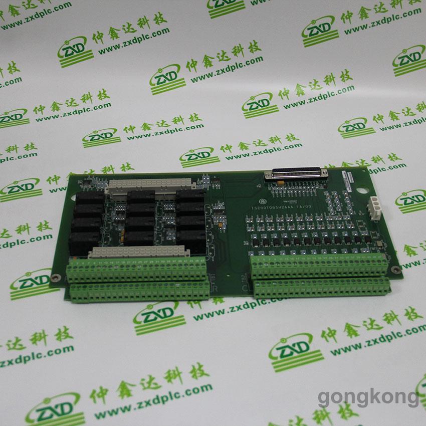 新增bently 3500/32 4通道继电器模块