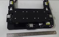 韩国Fastech闭环步进电机应用于对位平台,精准定位