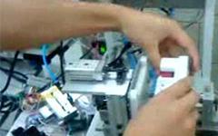 单轴自动锁螺丝机