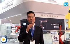 柯马携新型RACER机器人盛装亮相2014SIAF广州工业自动化展