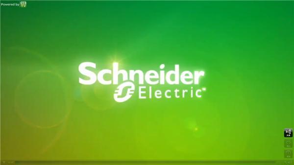 施耐德市场解决方案视频