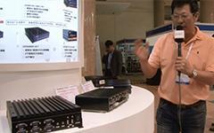 艾讯宏达--2014北京国际工业智能及自动化展览会展台采访