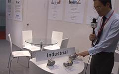 POSITAL博思特--2014北京国际工业智能及自动化展览会展台采访